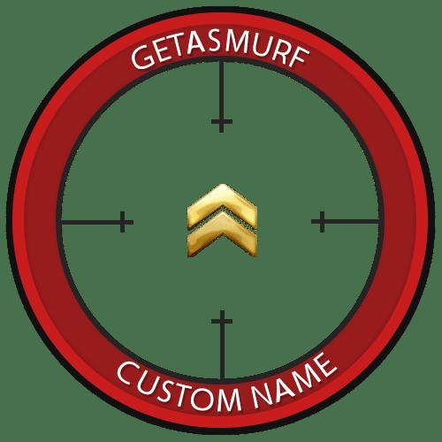 Prime Private Rank 2 With Custom Steam Username