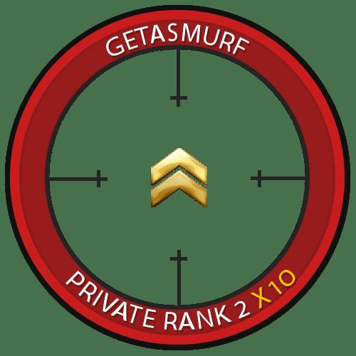 CS go matchmaking prive-rang 3